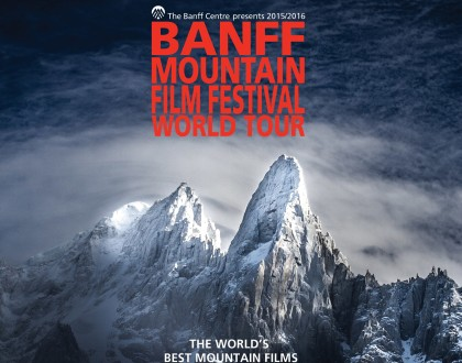 LIVEN UP YOUR WINTER WITH BANFF MOUNTAIN FILM FESTIVAL