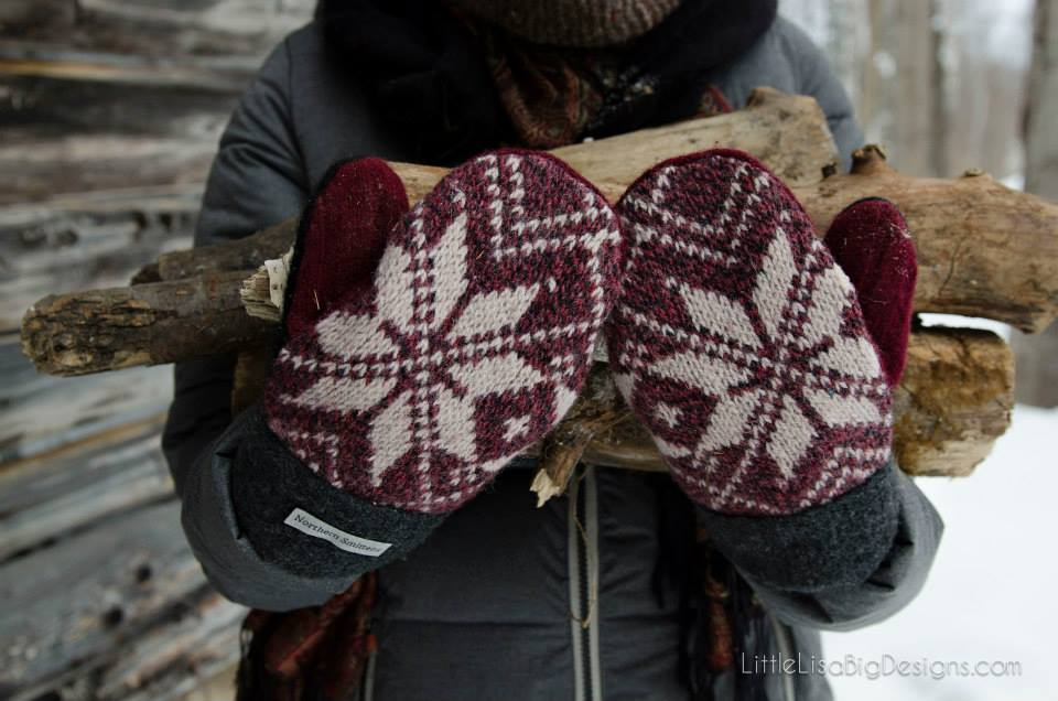 Fashion FYI: Warm Hands, Warm Hearts! Stay Cozy with Northern Smittens