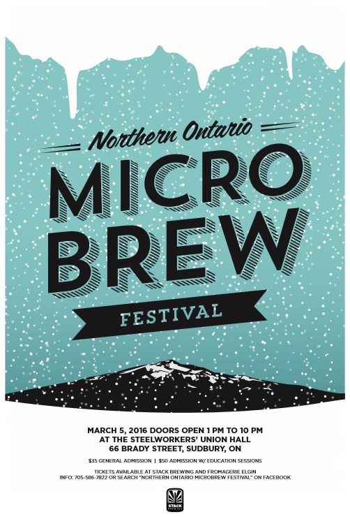 Northern Ontario Microbrew Festival Brings New Tastes to Sudbury