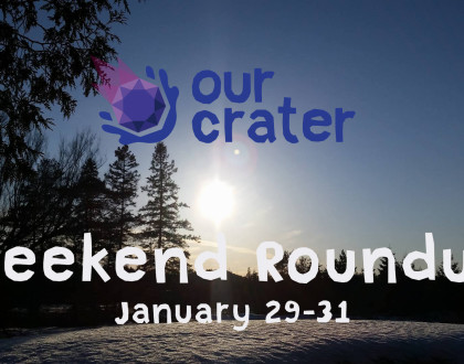 Weekend Roundup: January 29-31