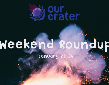 Weekend Roundup: January 22-24