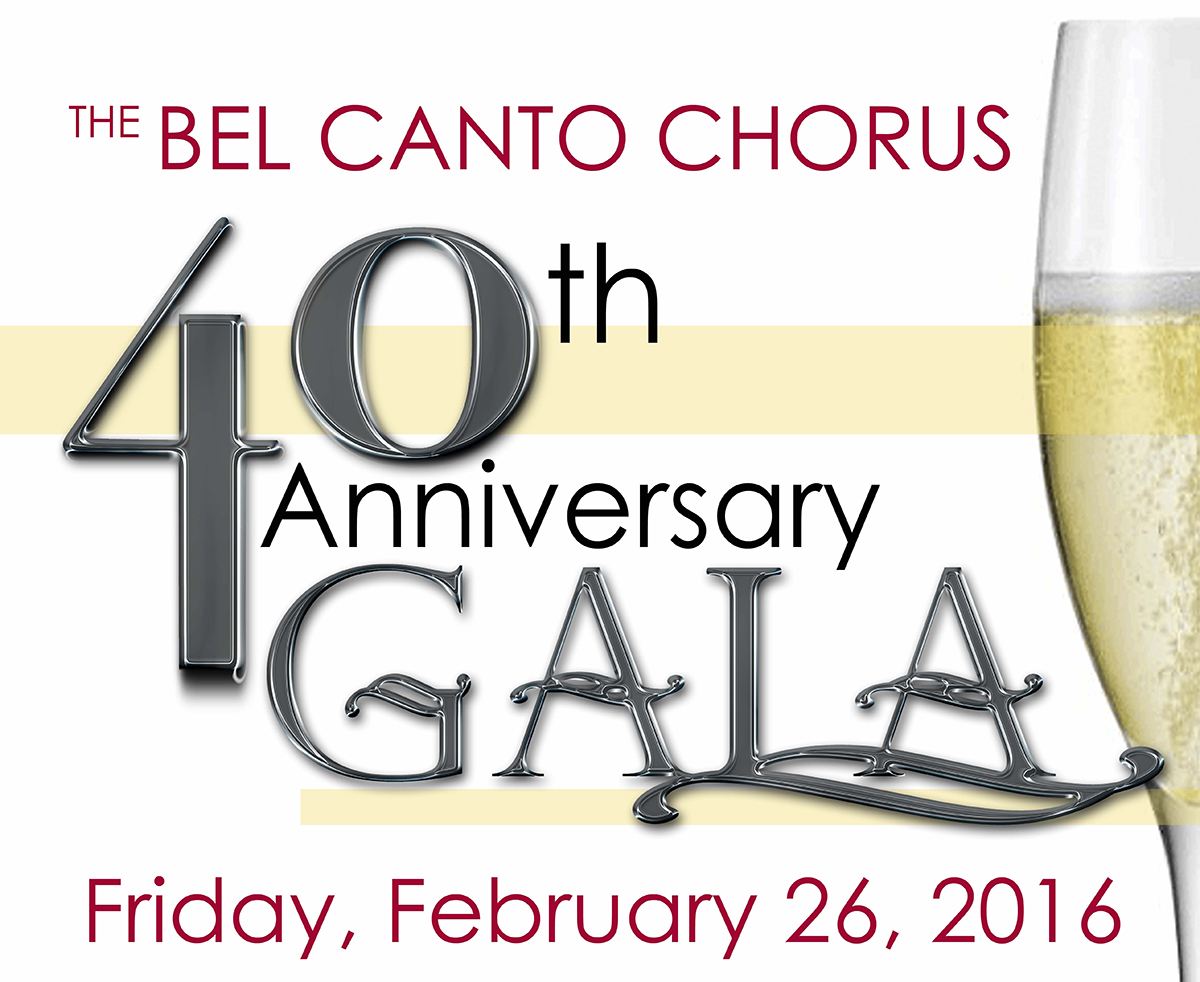 Bel Canto Chorus Celebrates 40 Years