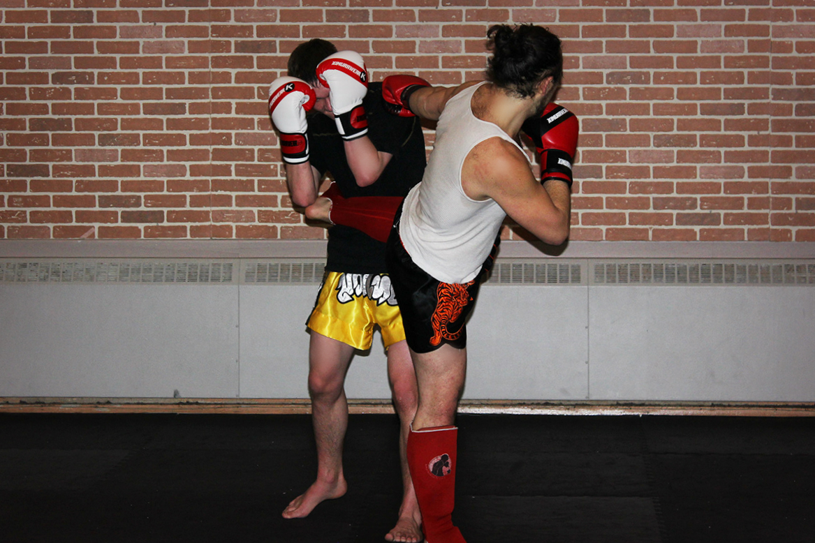 Getting Fit with Muay Thai