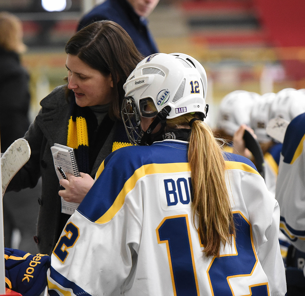 Making History: Laurentian's Women Hockey Season Recap