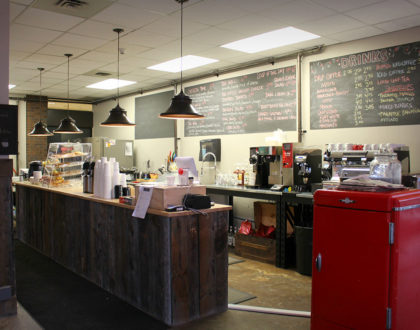 New Cup In Town: Kuppajo Espresso Bar