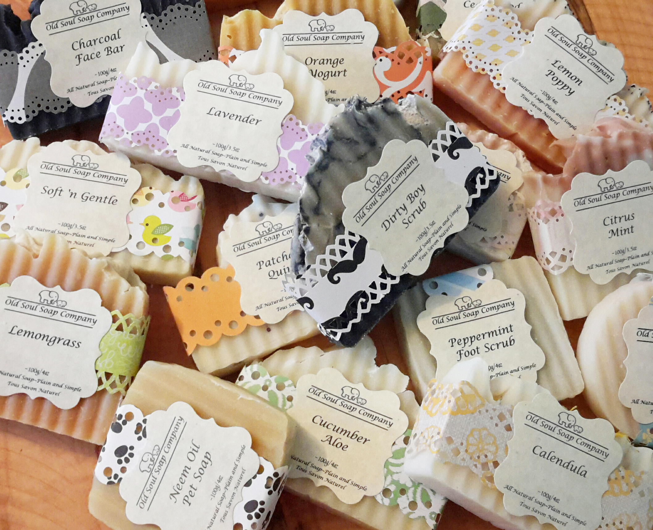 Shop Local: Old Soul Soap Company