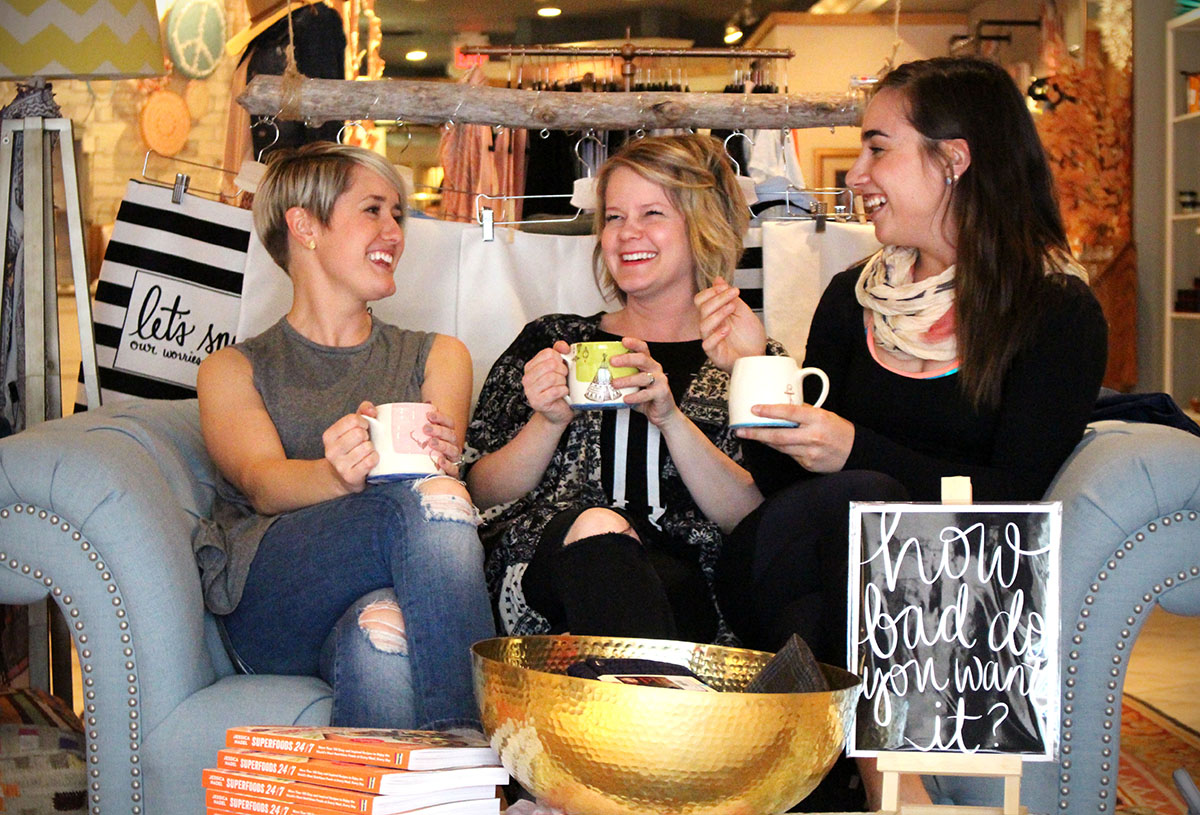 Shop Local: Take a Peek at Stitch & Stone's New Location