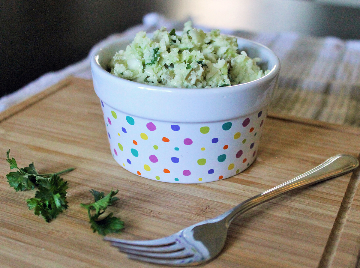 Recipe: Pickle Coleslaw