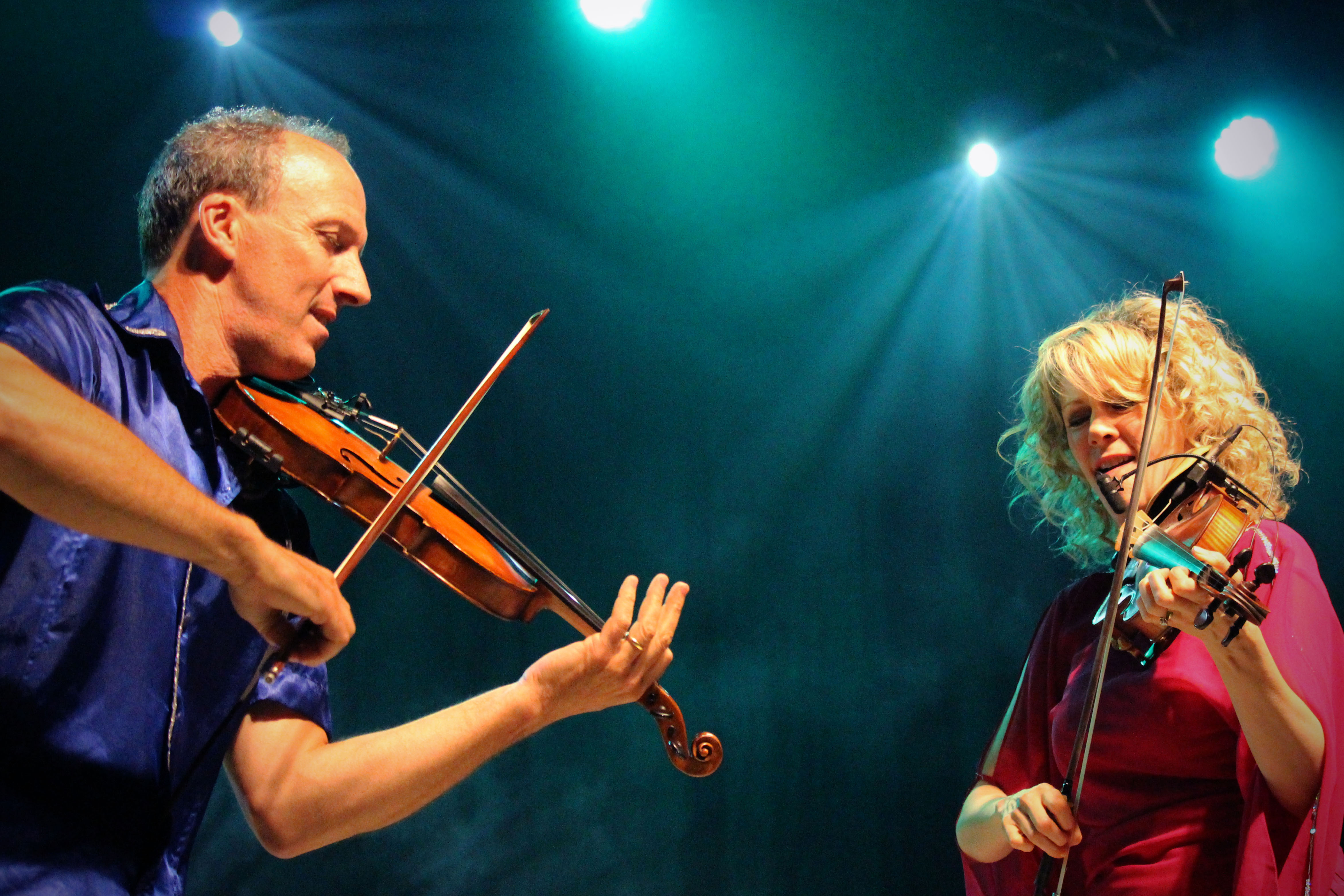 NLFB Artist Profile: Donnell Leahy and Natalie MacMaster