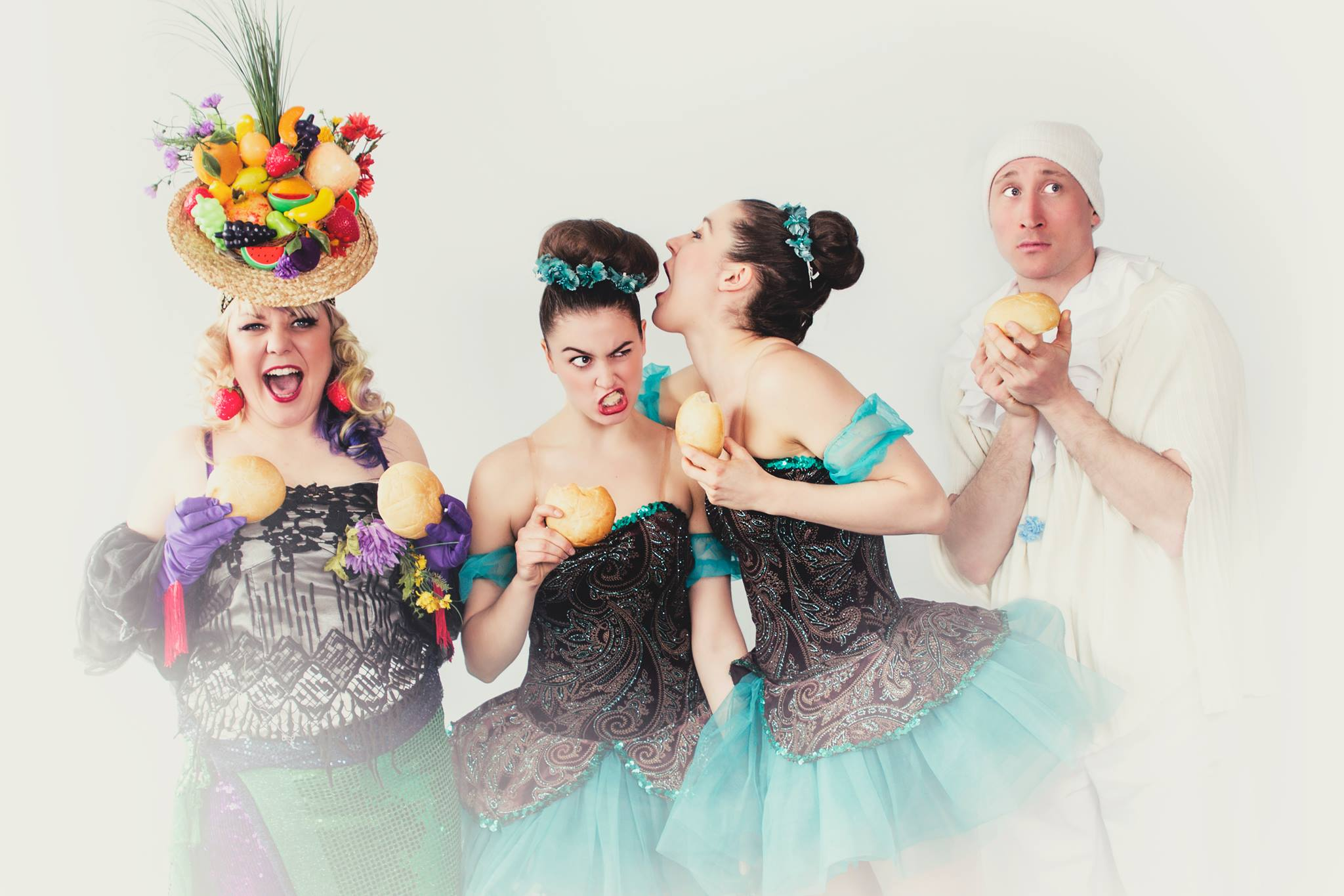 Clown around with Les Bunheads & Friends