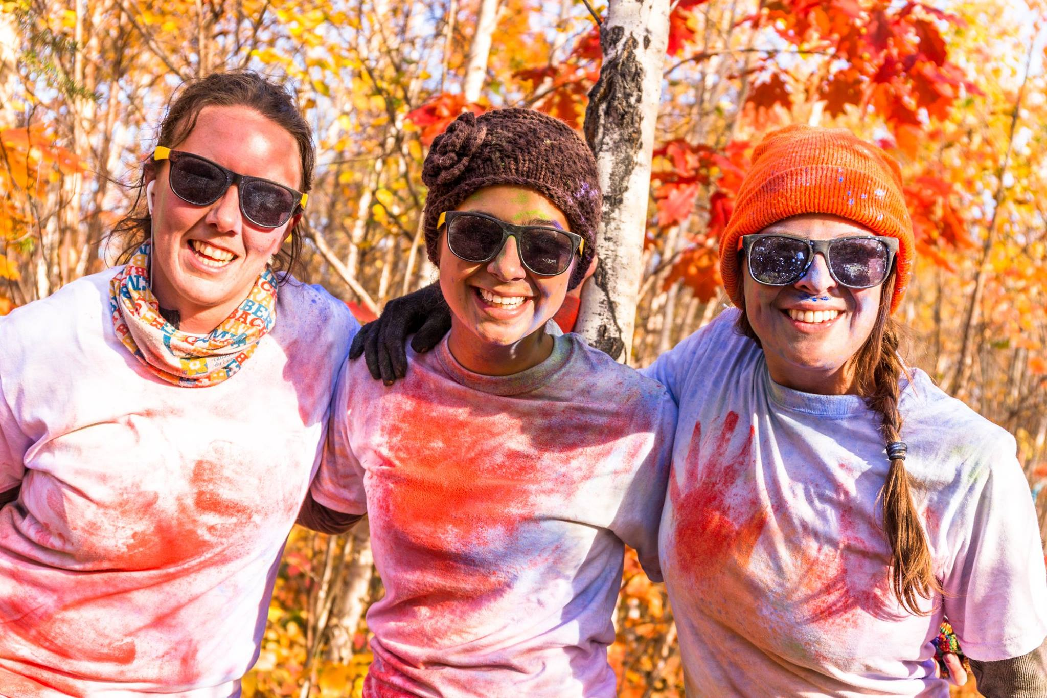 Celebrate Life in Full Colour: Colours of Hope 5K Sudbury