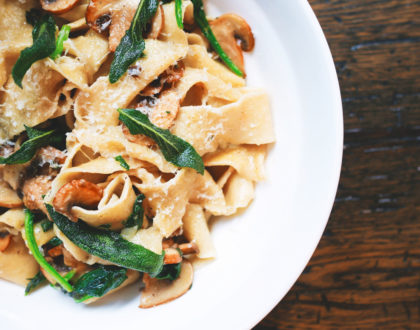Top 5 Local Pasta Dishes