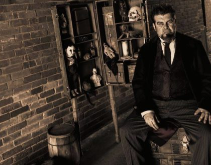 The Paranormal Show: An evening of hypnosis, mind-reading and psychokinesis.