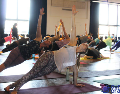 Sudbury Yogathon for Mental Health