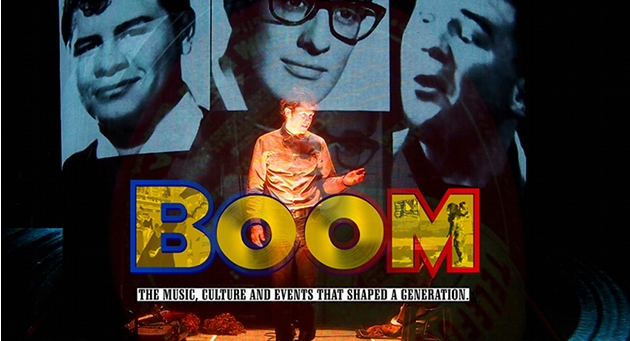 100 voices in 100 minutes: BOOM is coming to the Sudbury Theatre Centre