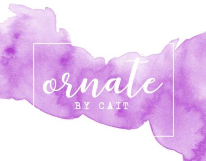 Ornate by Cait Is Now Online!