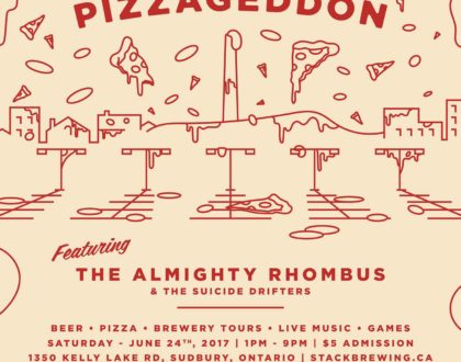 STACK'S PIZZAGEDDON IS THE ULTIMATE PARKING LOT PARTY