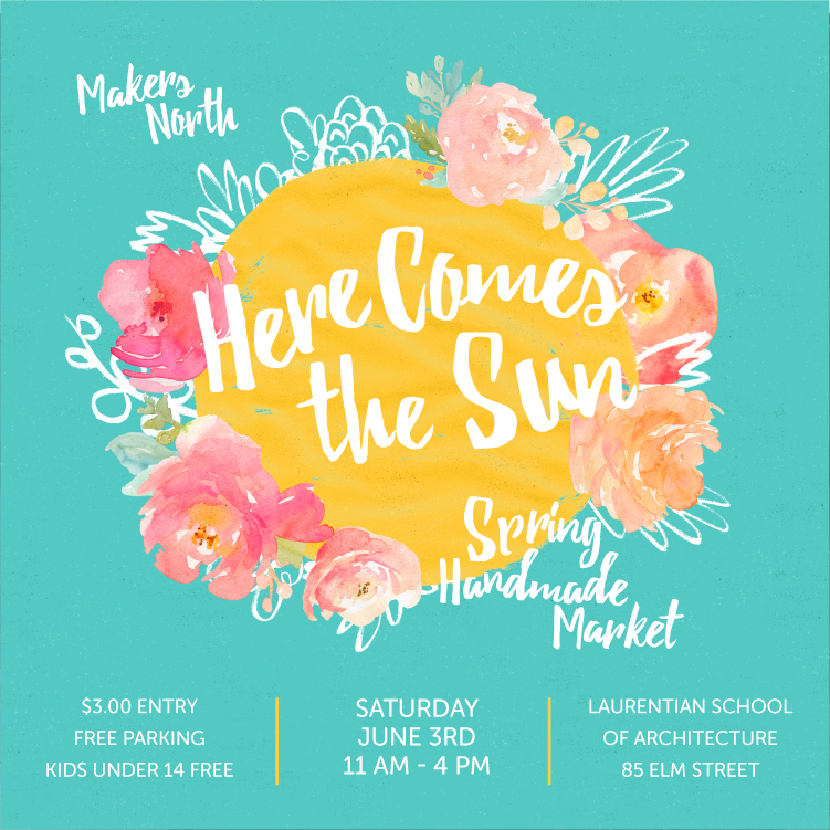 Here Comes the Sun Spring Handmade Market