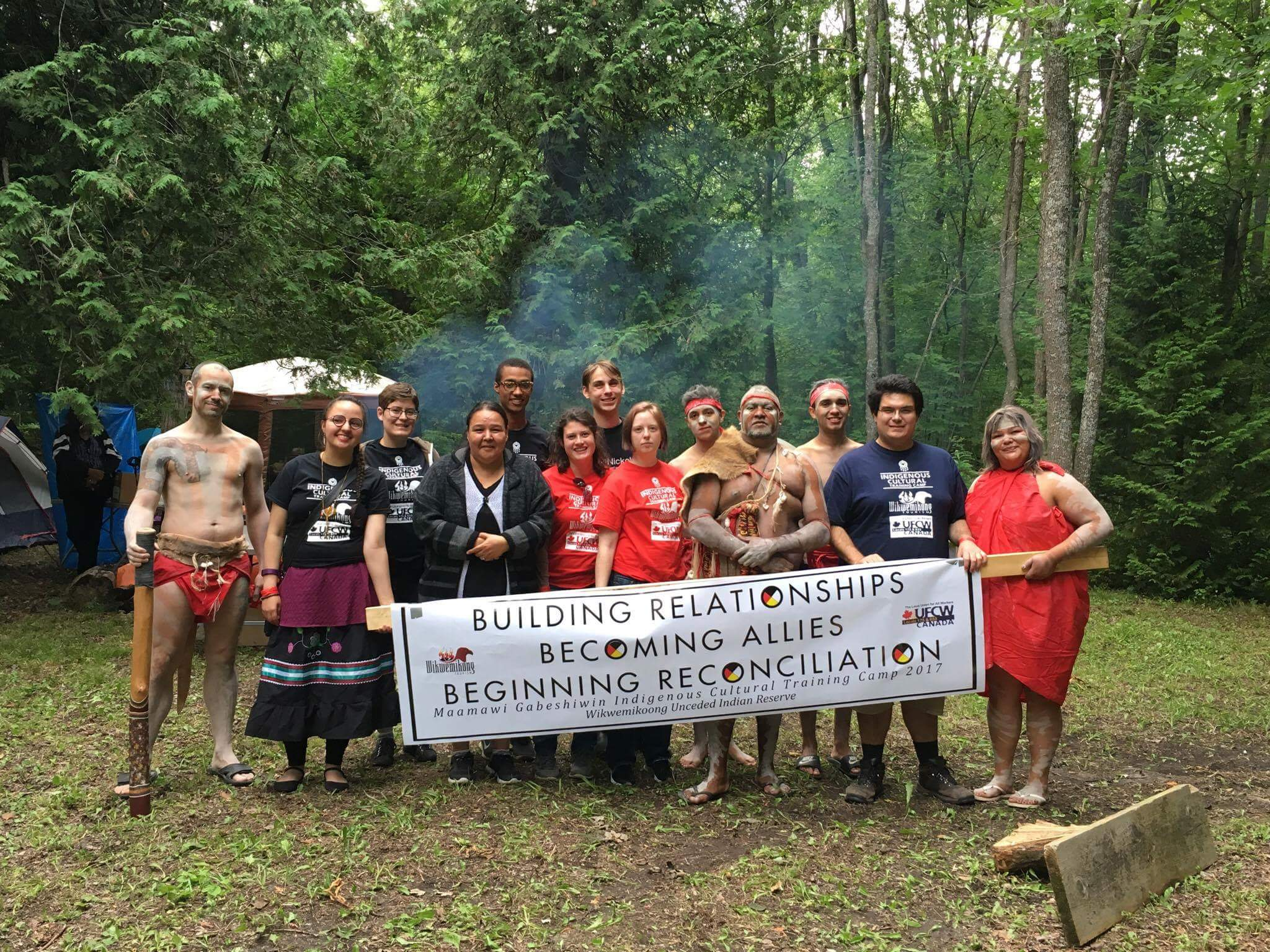 RECONNECTING WITH YOUR ROOTS AT CULTURAL TRAINING CAMP
