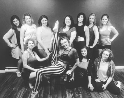 RELEASE YOUR INNER SHOWGIRL WITH SUDBURY BURLESQUE'S WORKSHOP SERIES