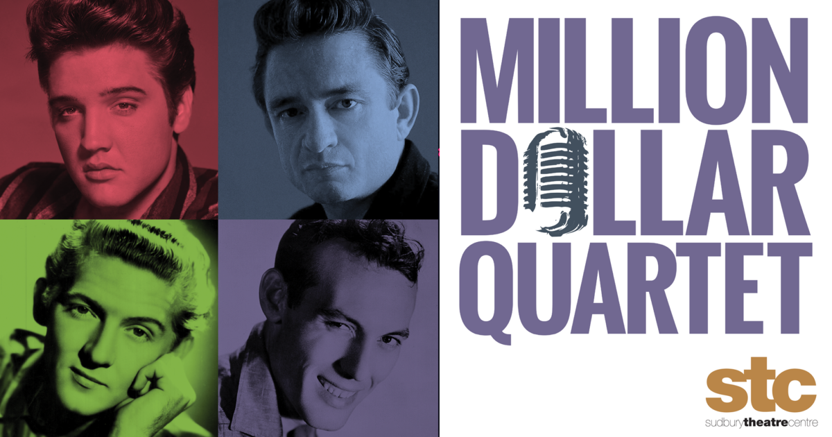 MILLION DOLLAR QUARTET IS A SURE FIRE HIT!
