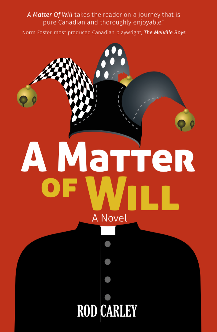 Latitude 46 Publishing: A Matter of Will
